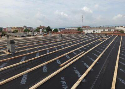 Radovi na krovu